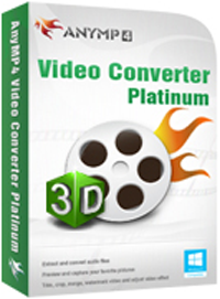 AnyMP4 Video Converter Platinum 6.1.18 Full Version