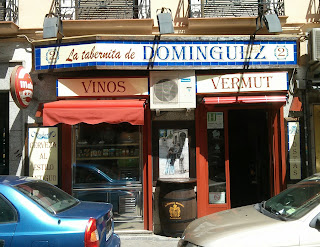 la tabernita de dominguez
