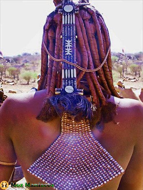Povo de África