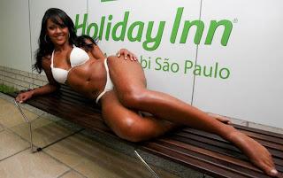 Fotos Aline Bernardes - Candidata Miss Bumbum 2012 4