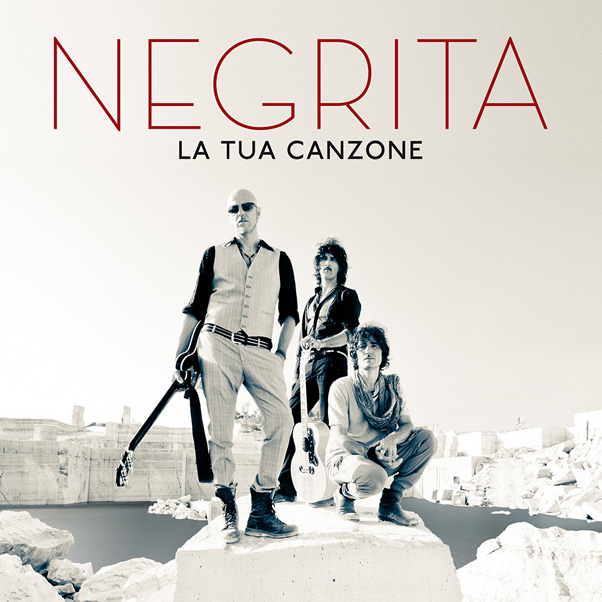 Negrita - La Tua Canzone - copertina testo video download