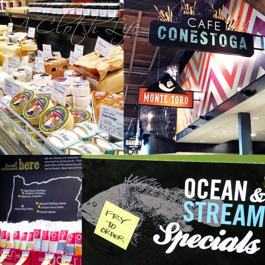 Whole Foods Market: Greenway eat in