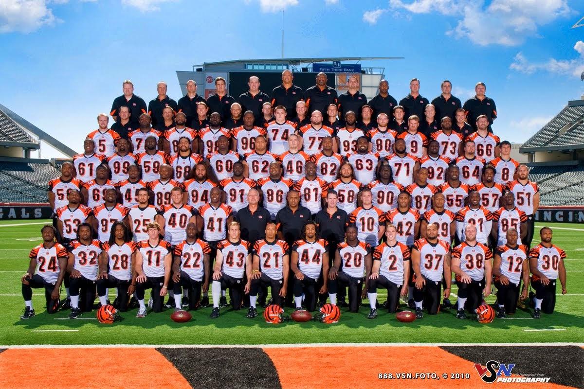 Cincinnati Bengals 2015