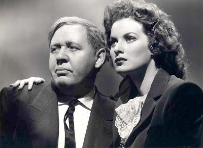 This land is mine: Charles Laughton and Maureen O'Hara