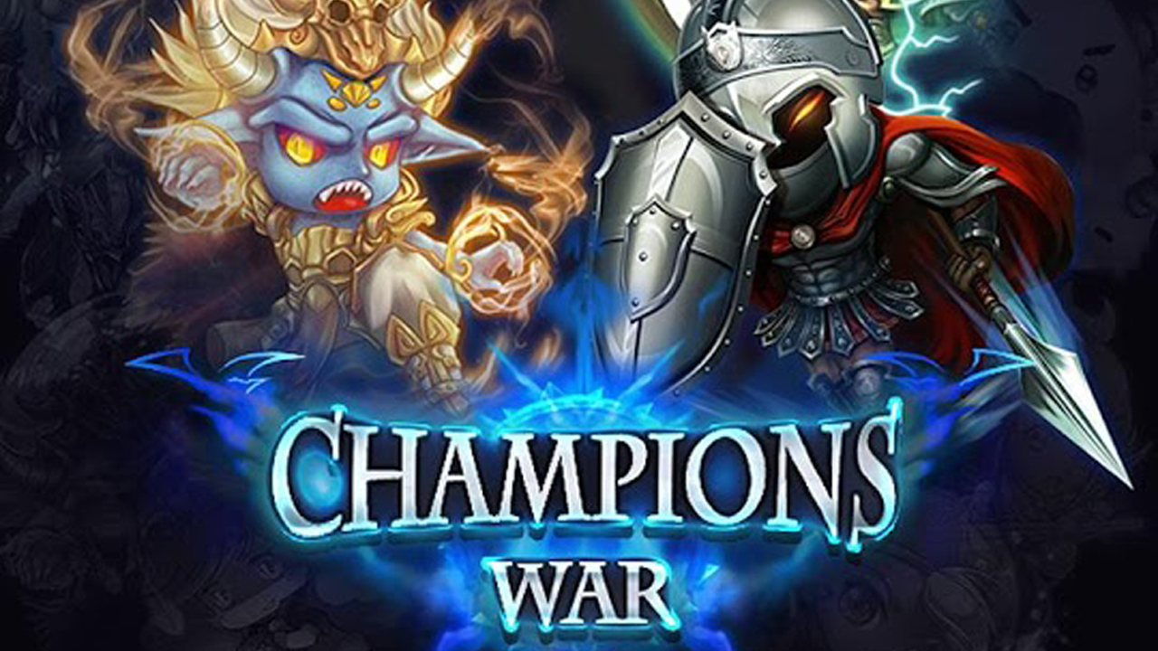 Champions War Gameplay Android
