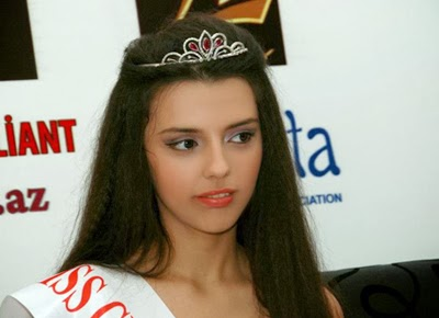 beautiful Aytac Agacanova