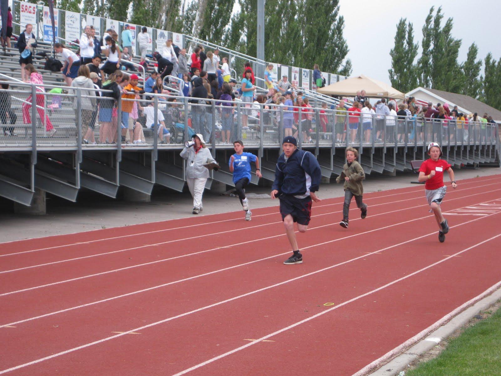 the hershey track meet