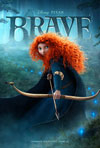 Poster original de Brave (Indomable)