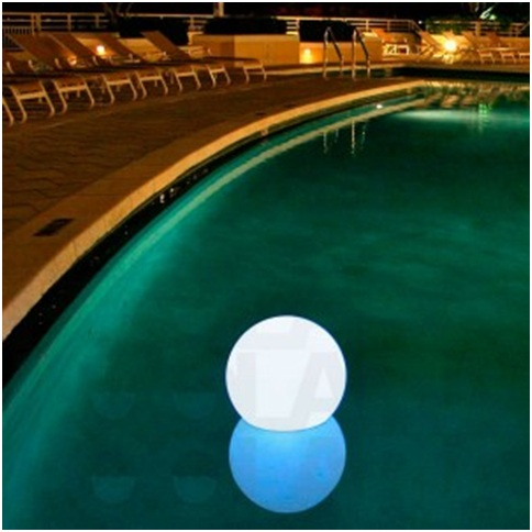 Floating light lamps for Swimming Pools
