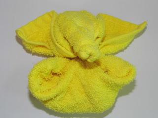 Cara Membuat Gajah dari Handuk - Kreasi Towel Craft