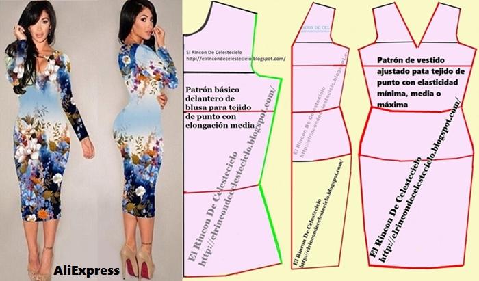 Robe Base En Pointe Estelle Fashion