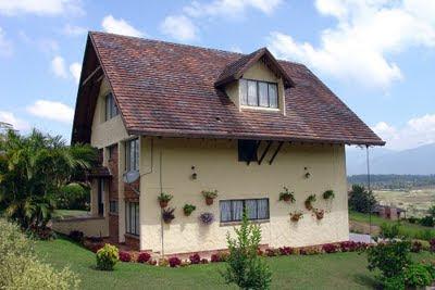 Decoraciones y modernidades casas campestres for Decoracion casas campestres