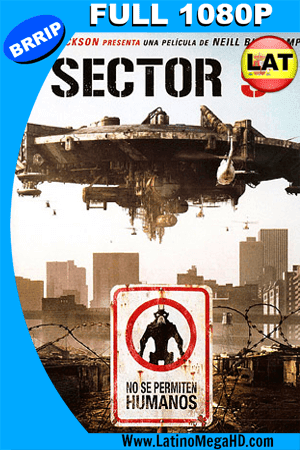 Sector 9 (2009) Latino Full HD 1080P ()