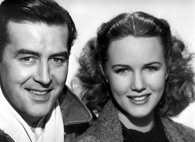 Ray Milland and Barbara Britton (1944)