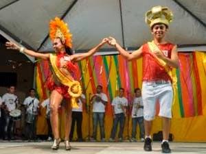 Programação do carnaval da praia de Pirangi, em Parnamirim/RN