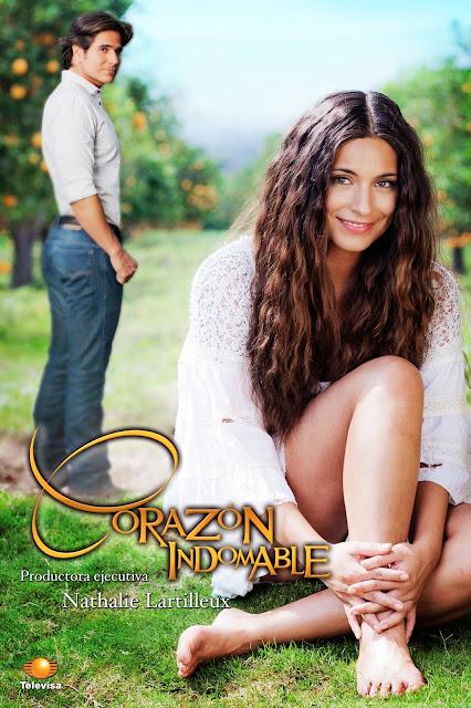 Posters de Corazon Indomable (telenovelas )