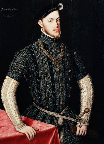 felipe ii rey de espana: