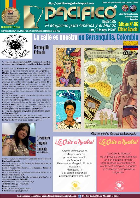Revista Pacifico N° 402 Edición Especial