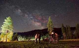 Starry starry nights with Tahoe Star Tours at Ritz-Carlton Lake Tahoe
