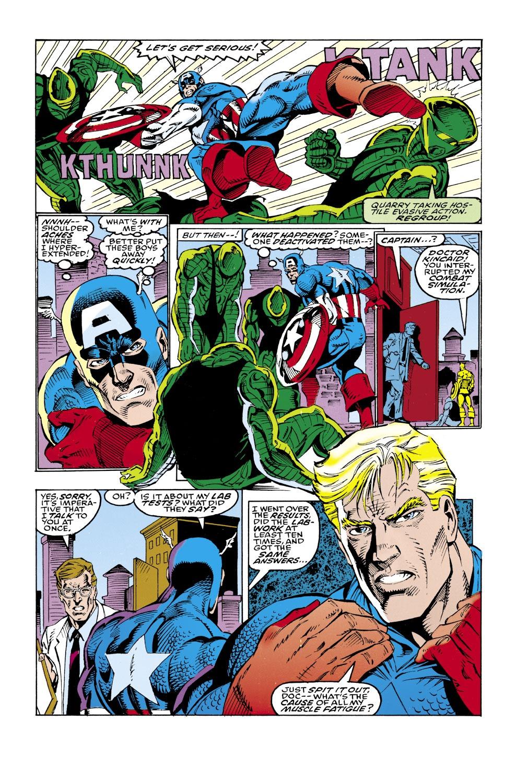 Captain America (1968) Issue #425 #375 - English 6