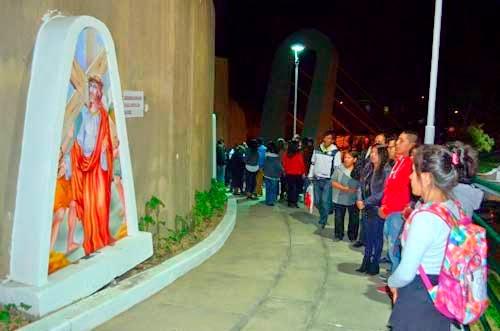 Católicos celebran hoy la Pasión y Muerte de Jesús