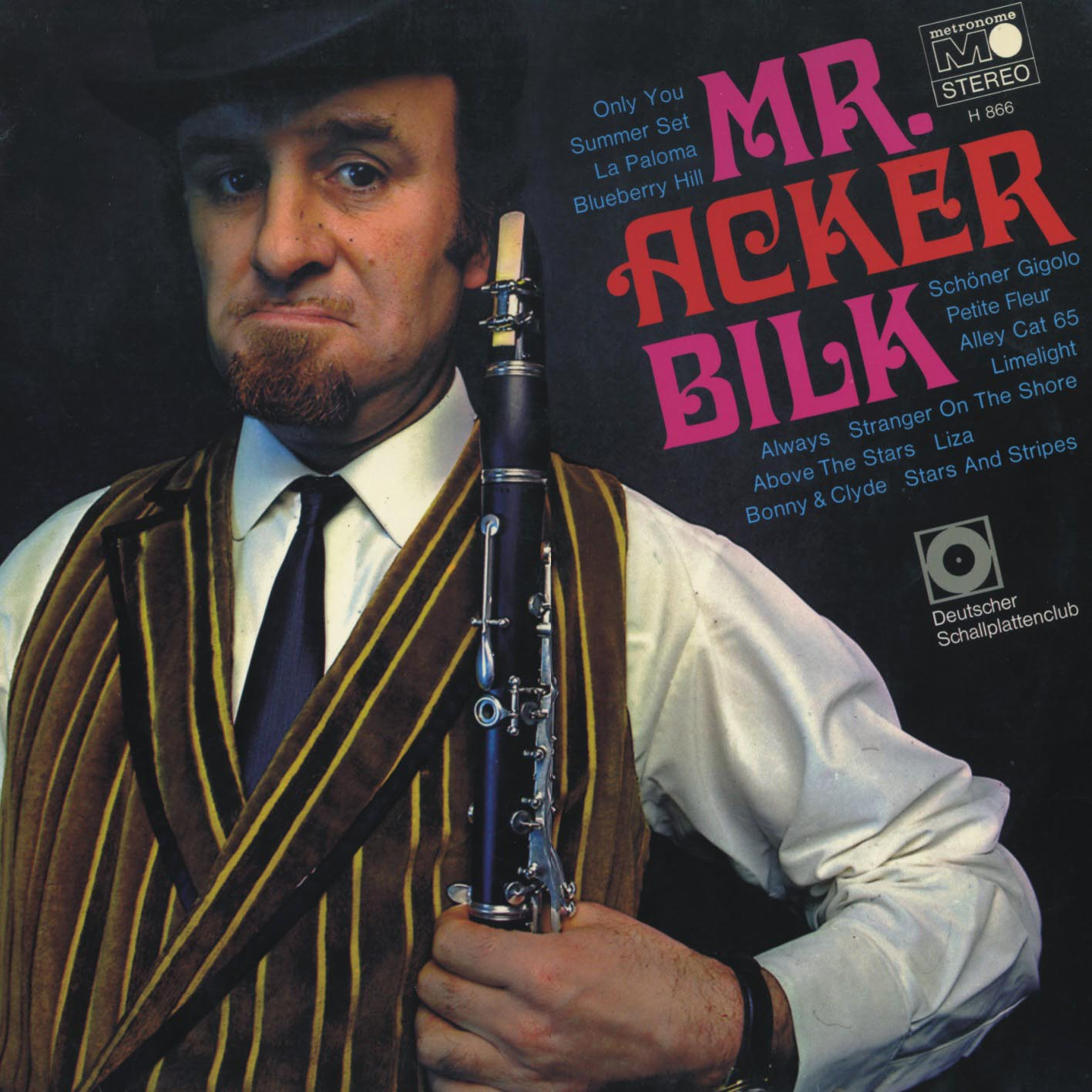 Acker Bilk And His Paramount Jazz Band - Stars And Stripes Forever / Creole Jazz