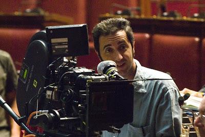 Paolo Sorrentino actores de cine