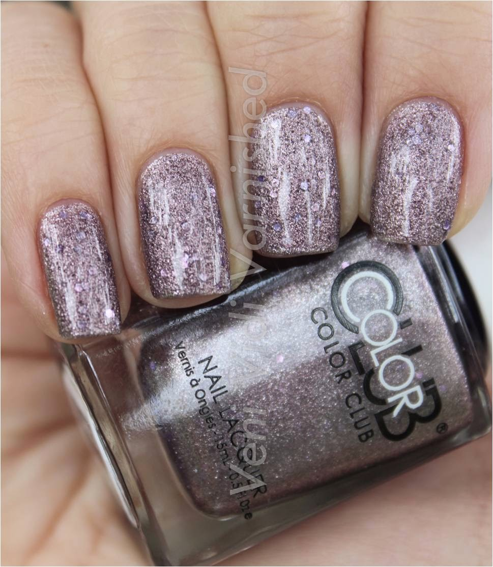 Color Club Seven Deadly Sins Friends with Benefits Topcoat
