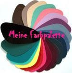 Ich liebe kräftige Farben....