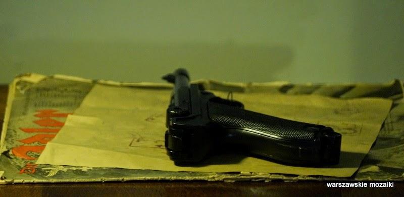 Warszawa muzeum siedziba gestapo cela broń przesłuchanie