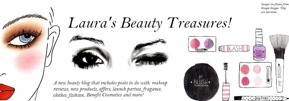 Laura's Beauty Treasures!
