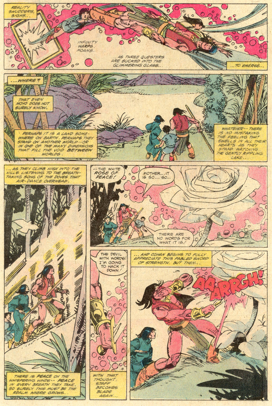 Conan the Barbarian (1970) Issue #130 #142 - English 13