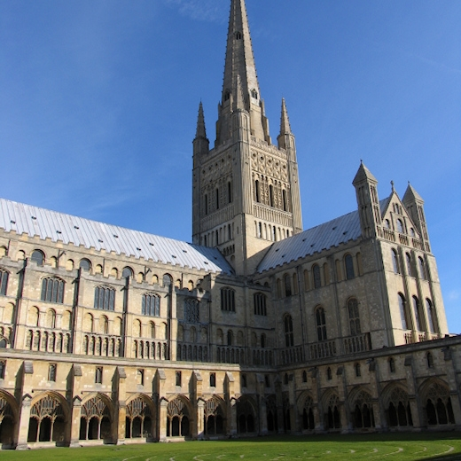 Yogi 39 s blog norwich cathedral echoes to the sound of baroque for Baroque hotel