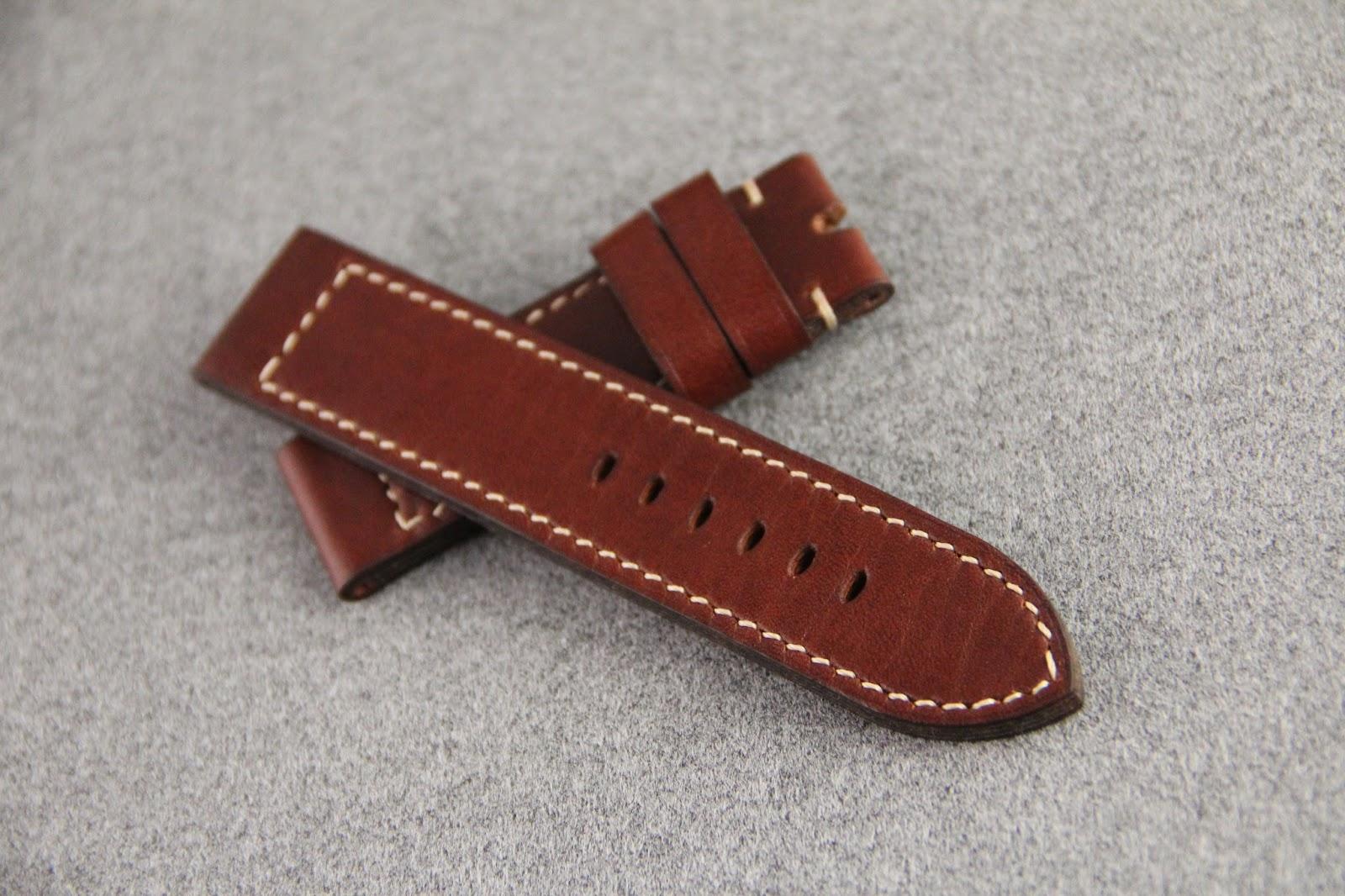 Кожаные ремешки для часов своими руками фото