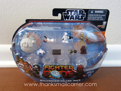 Star Wars Fighter Pods review