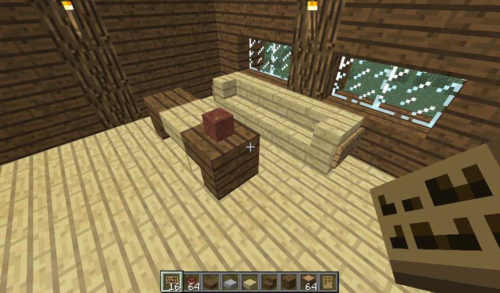 nextcraft minecraft decor and furniture