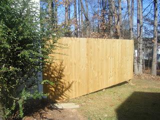 Деревянный забор. Фото 40