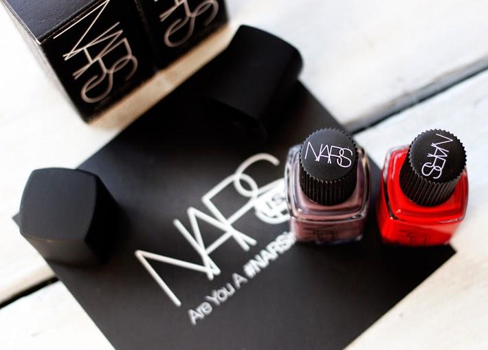 Nars Cosmetics Nail Polish | Torre Del Oro & Obscura