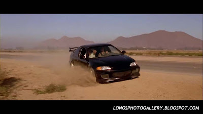 The Fast and The Furious Honda Civic EG Coupe