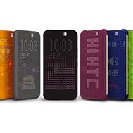 เคส-HTC-One-M9-Plus-เคส-M9-Plus-รุ่น-เคส-M9-Plus-เคส-Dot-View-พร้อมโลโก้-HTC-หน้า-หลัง