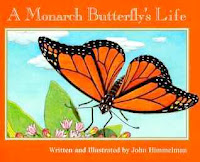 bookcover of A MONARCH BUTTERFLY'S LIFE  by John Himmelman