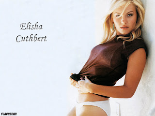 New Elisha Cuthbert Hot model HD photo wallpapers 2012