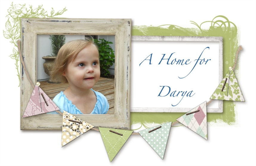 A Home for Darya