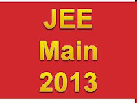 JEE Main Results 2013