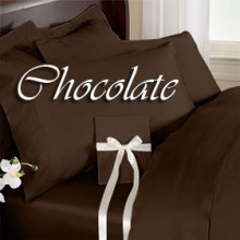 Chocolate Egyptian Cotton Sheets