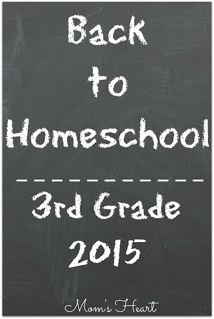 3rd Grade Homeschool Curriculum Plans