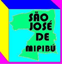 MAPA DE SÃO JOSÉ DE MIPIBÚ