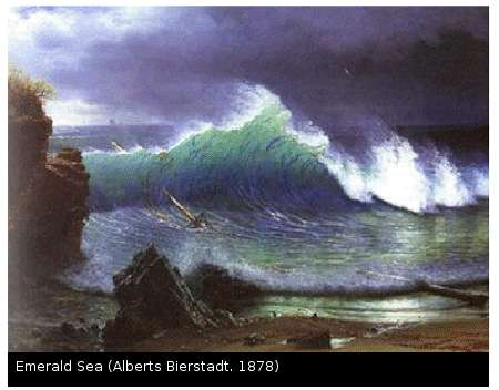 Google+ History: Emerald Sea