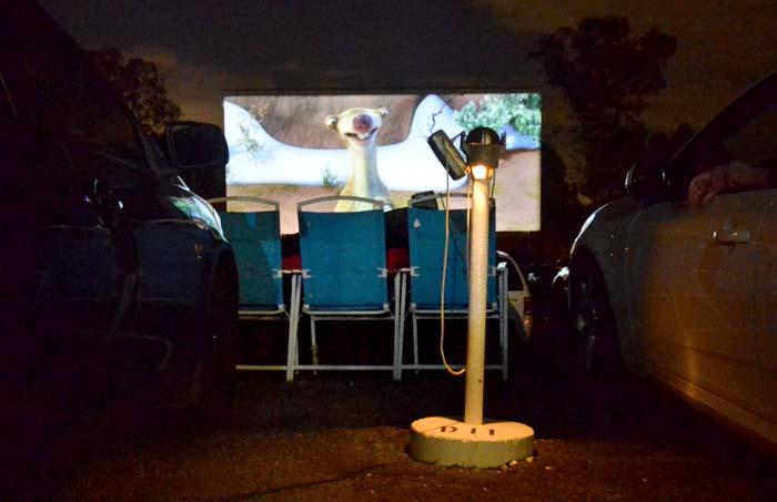Travel with giulio yatala drive ins a great night out for Outdoor furniture yatala