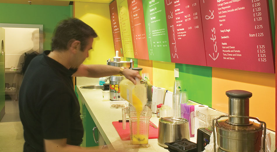 Pinterest juice bar interior hair feathers and modern home interior